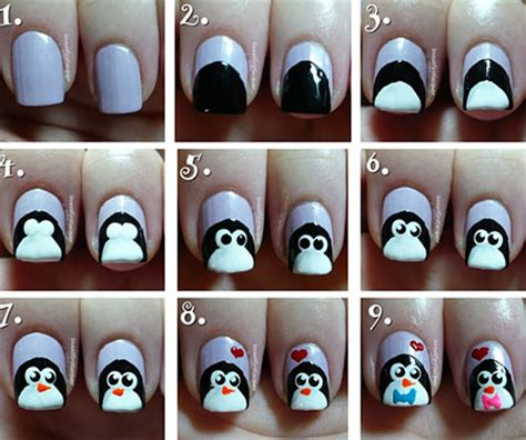 10 easy nail art designs for beginners the ultimate guide easy winter nail art tutorials 2013 2014 for beginners