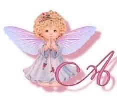 imagenes angelitos orando alfabeto de angelito orando oh my alfabetos