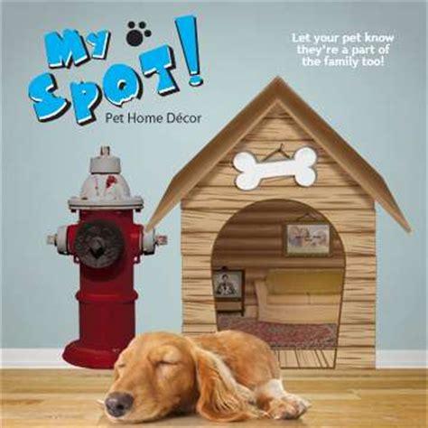 pet home decor illusionary dog houses my spot pet decor