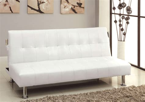 mustard fabric white leatherette modern sectional sofa bed bulle contemporary white futon sofabed with leatherette or