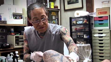 Japanese Tattoo Documentary | irezumi japanese traditional tattoo youtube