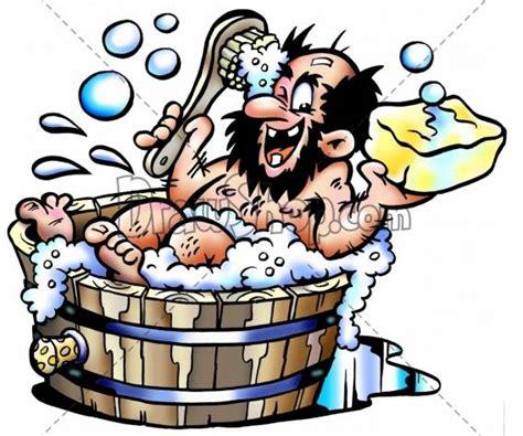 man in a bathtub drawshop royalty free cartoon vector stock illustrations