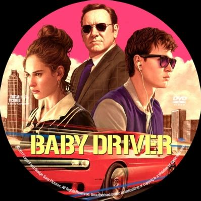Dvd Baby Driver 2017 baby driver dvd covers labels by covercity