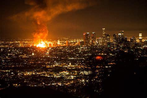 la da ls why did an arsonist set to the da vinci one of