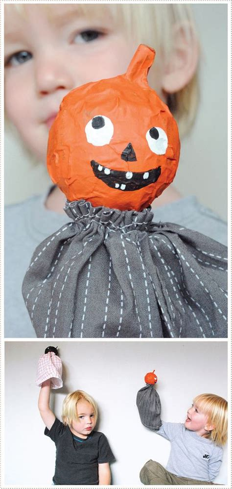 How To Make Paper Mache Puppets - paper mache puppets