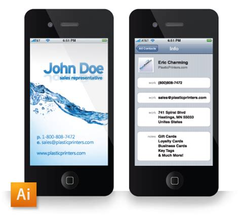 iphone business card template free top 10 free business card design templates of 2014