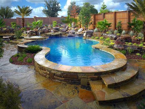 freeform pool designs freeform pool designs to fit your backyard pools