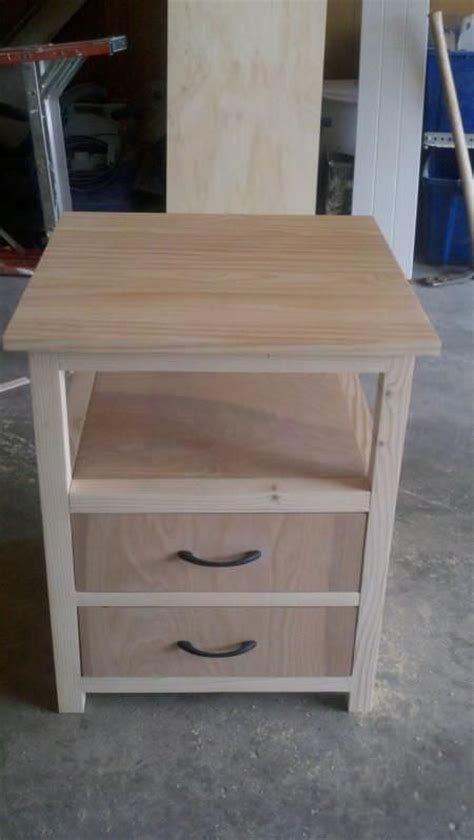Easy Nightstand Plans 10 creative diy nightstand projects decorating your small space