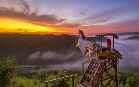 tempat wisata terbaru  bantul   hits dikunjungi