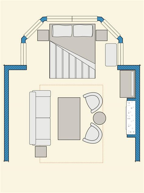 bedroom floor plan bedroom floor plans hgtv