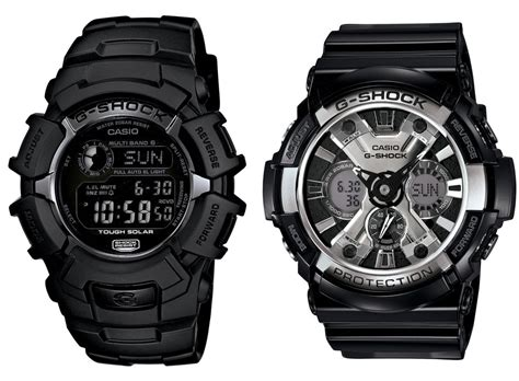 Casio G Shock Black the best casio g shock black friday deals on save
