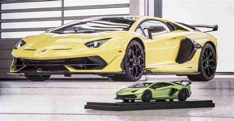 Lamborghini Store by Model Cars Collection Perfection In Miniature