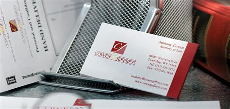 Engraved Business Cards