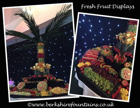 fresh fruit tree display fresh fruit displays in berkshire hshire surrey