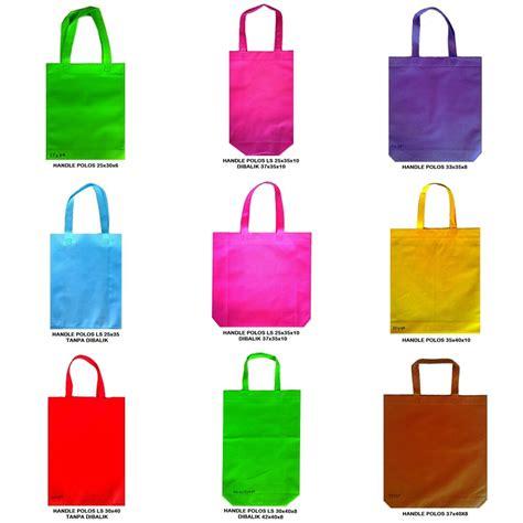 Tas Pakaian Travel Ukuran Besar Merah Lis Orange jual beli kantong tas spunbond baru jual beli tas