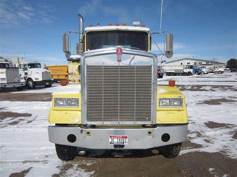 heavy duty kenworth trucks for sale 1987 kenworth w900b heavy duty cab chassis truck for