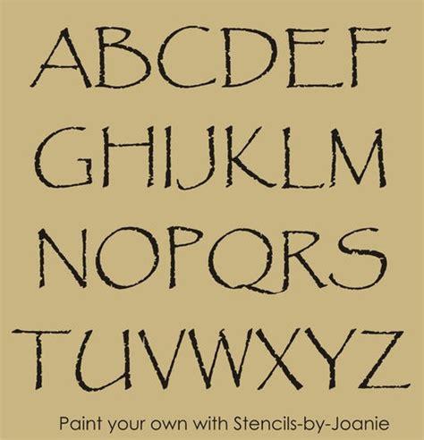 printable primitive letter stencils 21 best primitive stencils images on pinterest