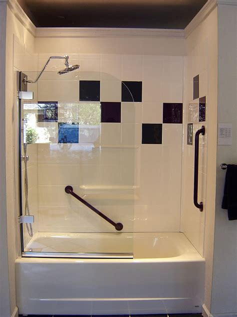 bathtub shower surrounds bathtub and shower inserts images