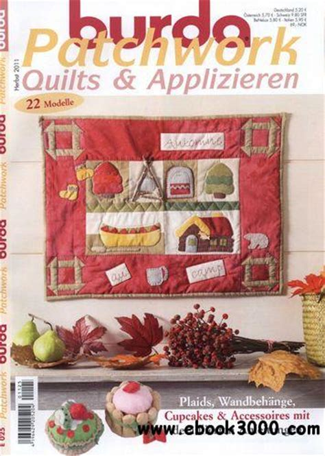 Burda Patchwork - burda patchwork herbst 2011 e025 free ebooks