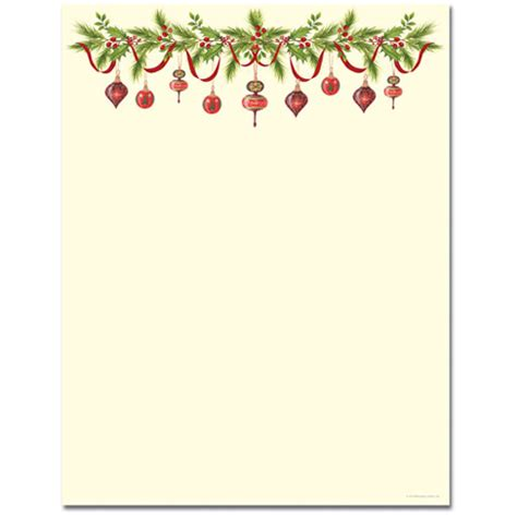 printable christmas note paper free free printable christmas borders best template