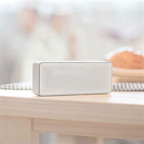 Original Xiaomi Square Bluetooth Speaker Generasi 2 White xiaomi mi square box 2 bluetooth speaker white