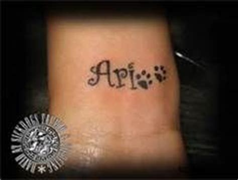 paw print angel wings tattoo bing images tattoo