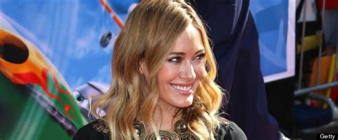 Hilary Duff Is A Techie by Hilary Duff Pulls A Collins Is A Shining Light In