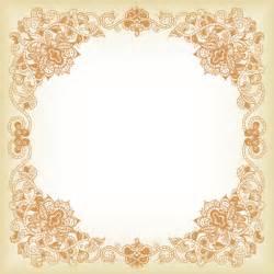 free vintage templates frame vintage background vector 4 vectors free