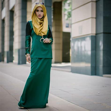 Baju Kurung Moden Pendek Terkini koleksi kurung moden scarffeya 2015 dunia farisya