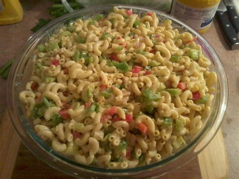 7 innovative and delicious ideas of pasta salad simple macaronisalad healthy low fat crazy delicious lol