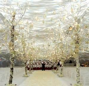 dekoration winterhochzeit wedding decorations aisle style for your wedding decorations