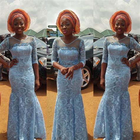 instyle asoebi top ten breathtaking cord lace aso ebi styles dabonke