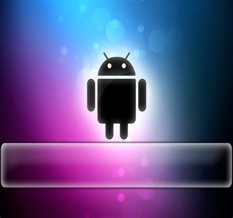 blue android 1 pink blue android android wallpapers gallery android forum a community for android