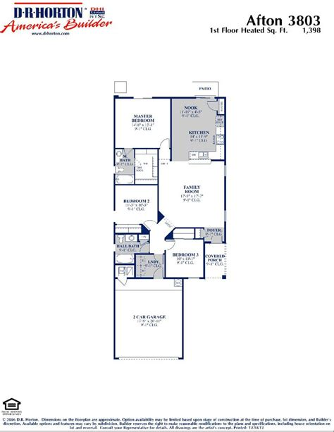 horton homes floor plans 61 best images about dr horton floor plans on models buxton and green homes