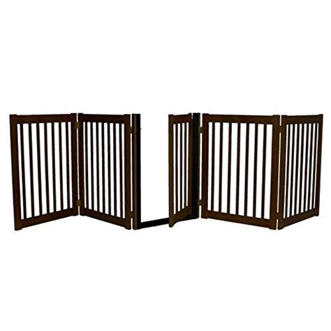 cheap dog gates for the house top 10 best dog gates indoor outdoor in 2018 pet safety gates