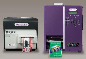 color label maker color label printers and makers quicklabel