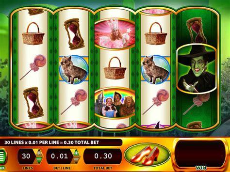 wizard  oz slot machine play   game