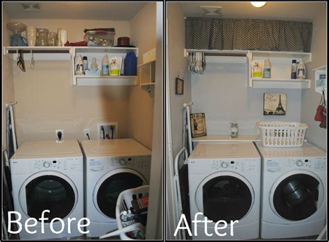 laundry room makeovers laundry room makeovers before and after room ornament