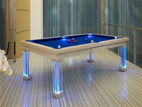 white pool table dining table white stain pool tables dining room pool tables by