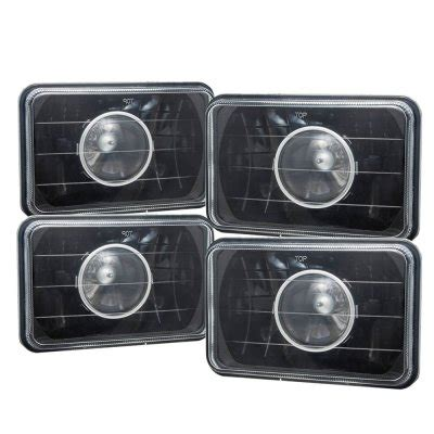 1986 chevy c10 lights 1986 chevy c10 4 inch black sealed beam projector