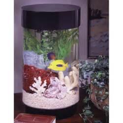 Pics Photos   Buy Aqua 8 Gallon Round Aquarium
