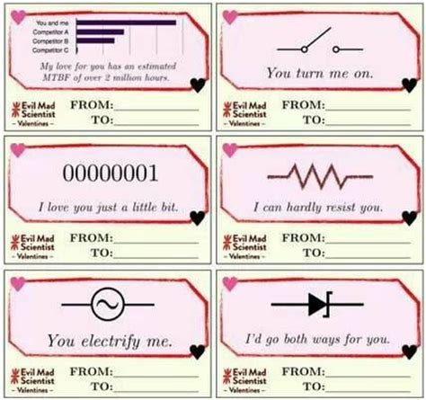 engineering valentines cards the world s catalog of ideas