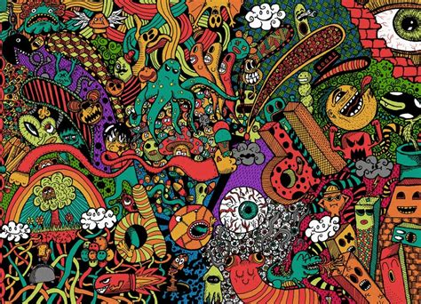 cool doodle wallpapers   fun