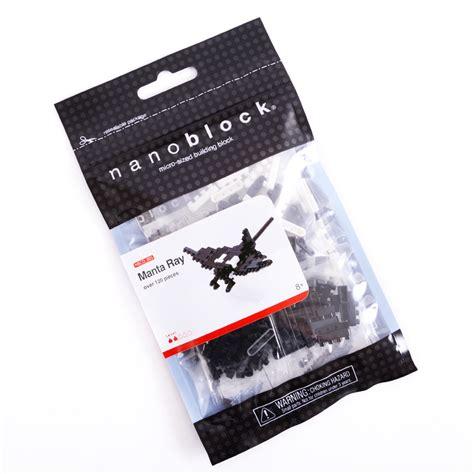 Nanoblock Manta by Nanoblock Manta