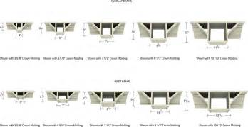 Coffered Ceiling Dimensions Ceiling Beam Prefab Box Beam Ceiling Systems
