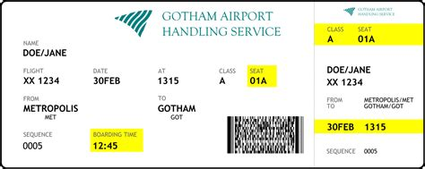 flight reference card template take care of your boarding pass lastbreach