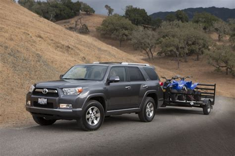2013 Toyota 4 Runner 2013 Toyota 4runner Towing