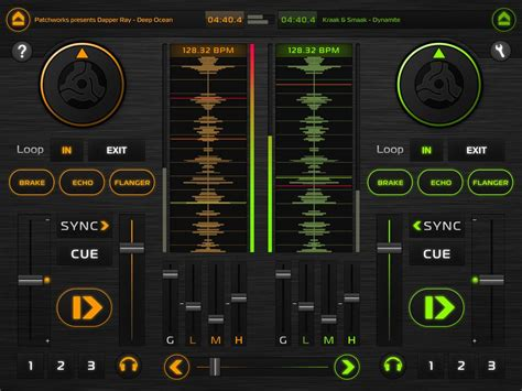 ipad mixing desk app kvr digital 1 audio releases dj dex dj mixing app for ipad