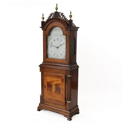 david wood newburyport massachusetts shelf clock