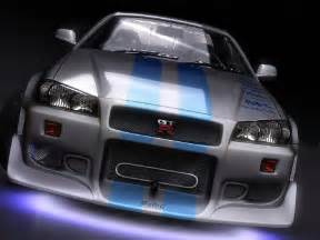 Fast Nissan Cars Best Nissan Skyline Fast And Furious Cars